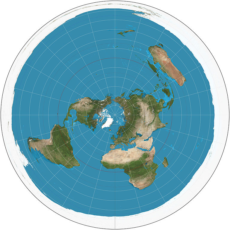 I Think I Just Figured Out Flat Earth